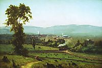 The Lackawanna Valley, 1855, inness