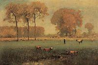 Summer Landscape, 1894, inness