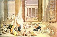 Christ-s sermon in the temple, ivanov