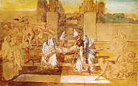 Entombment of Christ, c.1855, ivanov
