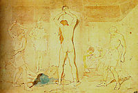 Flagellation of Christ, ivanov