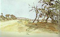 Italian Landscape, c.1850, ivanov
