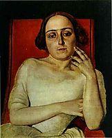 Portrait of Vittoria Marini, ivanov