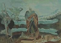 Preaching of of the Apostle Paul in the Roman prison, ivanov