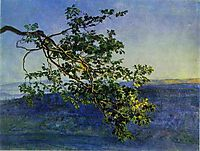 A Tree Branch, c.1850, ivanov