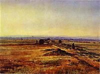 Via Appia, 1845, ivanov