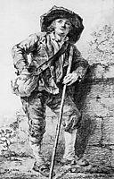 Standing countryman, jacobvanstrij