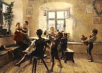 Children-s concert, 1900, jakobides