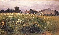 Grassy Field, c.1890, jakobides