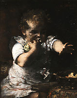 The insatiable, 1884, jakobides