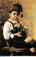 The Smoker, 1886, jakobides