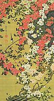 Roses (Bara Shou Kin Zu), jakuchu