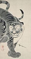 Tiger, jakuchu