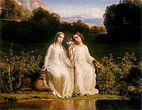 Poème de l-âme 11: Virginitas, janmot