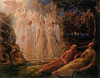 Poème de l-âme 12: L'Échelle d'or, janmot
