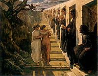 Poème de l-âme 7: Le Mauvaus Sentier, janmot