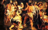 The Apostles, St. Paul and St. Barnabas at Lystra, 1616, jordaens