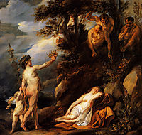 Bacchus and Ariadne, 1648, jordaens