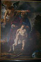 Binding of Isaac, jordaens