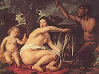 The Childhood of Zeus, c.1640, jordaens