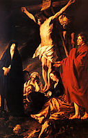 Christ on a Cross, 1622, jordaens