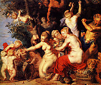 Homage to Pomona, 1616, jordaens