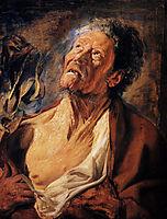 Job, c.1620, jordaens