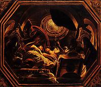 Love of Cupid and Psyche, 1652, jordaens
