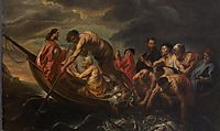 The Miraculous Draught of Fishes, c.1640, jordaens