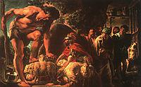 Odysseus, jordaens