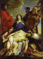 Pieta, jordaens