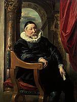 Portrait of an Old Man, c.1637, jordaens