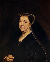 Portrait of a Gentlewoman, jordaens