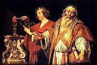 Religious allegory, 1660, jordaens