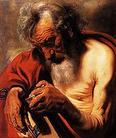 Saint Peter, jordaens