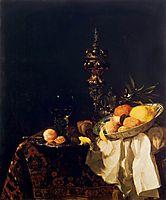 Still-Life, 1654, kalf