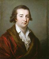 Portrait of Herzogs von Ceri, kauffman
