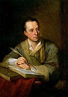 Portrait of Johann Joachim Winckelmann, 1764, kauffman