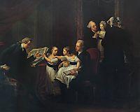 The Townshend Family, kauffman
