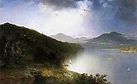 Hudson River, kensett