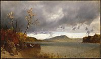 Lake George, 1870, kensett