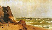 Near Newport, Rhode Island, 1872, kensett