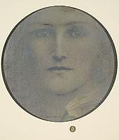 Distrust, 1893, khnopff