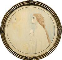 La Conscience, 1905, khnopff