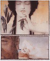 Paganism, 1910, khnopff