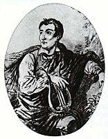 Adam Mickiewicz, 1825, kiprensky