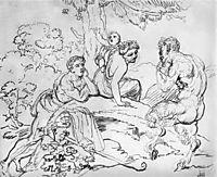 Anacreon-s Grave, 1820, kiprensky
