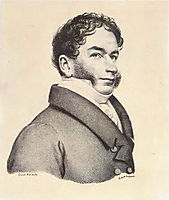 Cher de Angelis, 1822, kiprensky