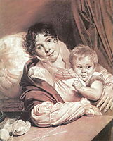Mother and Child, 1809, kiprensky