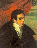 Nikolay Ivanovich Gnedich, kiprensky